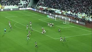 DG Sivasspor 1 - 2 Fenerbahçe #Özet