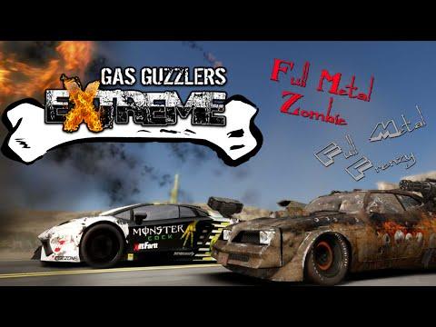 Gas Guzzlers Extreme 04 - Full Metal Allerlei - Deutsch / German