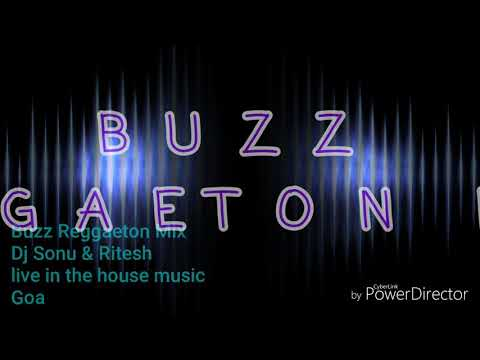 Buzz reggaeton mix dj sonu and ritesh goa
