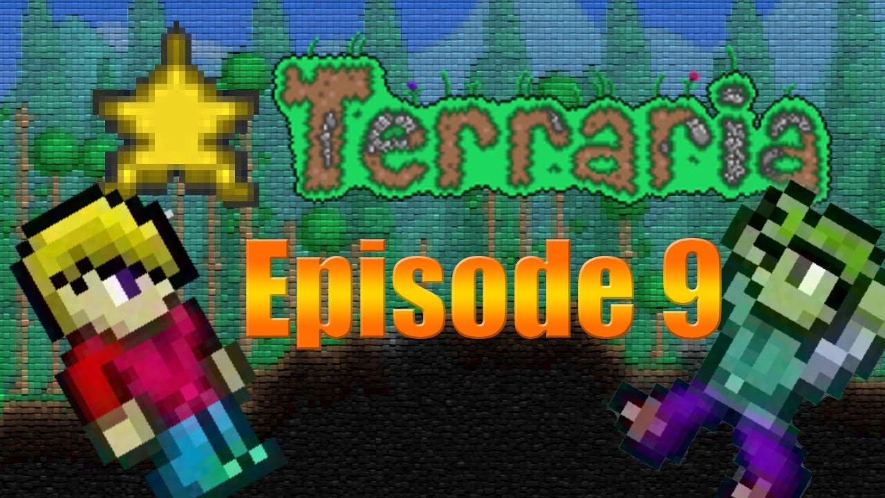 Terraria#1: Η αρχή - YouTube