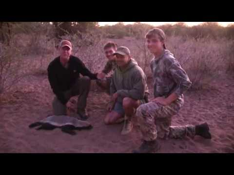Fred Eichler Takes A Honey Badger In Africa