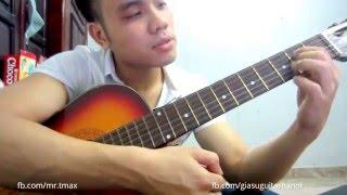 [Guitar] Hướng Dẫn NHƯ NGÀY HÔM QUA (Sơn Tùng MTP) - Full Hợp Âm Màu ★Tú Hoàng Guitar★