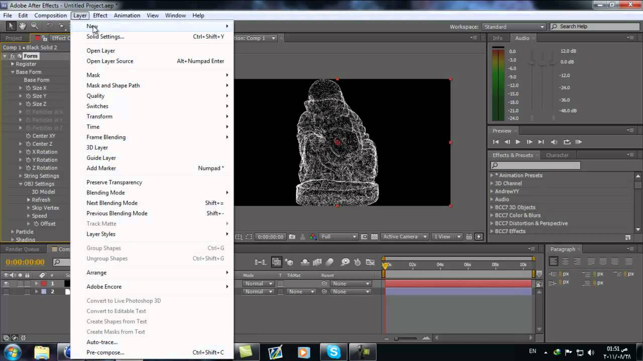 How to install trapcode particular in after effects cs6 free