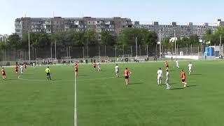 U17 Черноморец Шахтер 1тайм Элит Лига Дюфлу Тур3