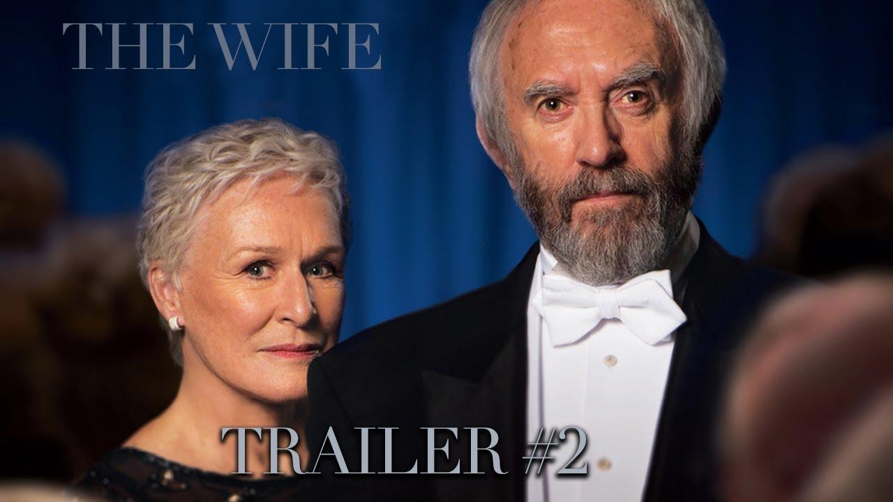 The Wife Trailer 2 2018 Glenn Close Youtube