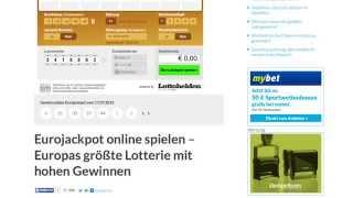 Wie spielt man Eurojackpot - Anleitung