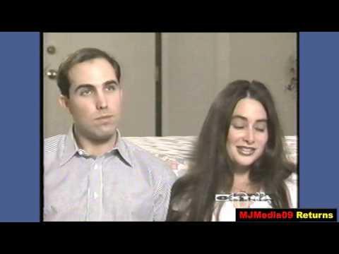 Nov '96 Debbie Rowe's Apartment Friends Speak on her Pregnancy with Michael's baby