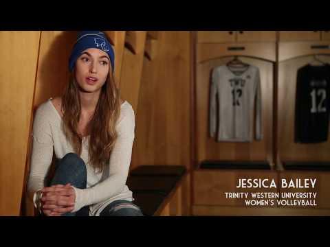 TWU Spartan Feature | Jessica Bailey | #BellLetsTalk | Short Version