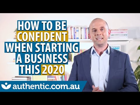 How to build self-confidence in starting a business