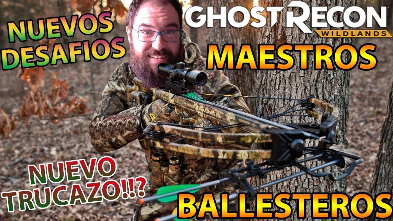 MAESTROS BALLESTEROS! CAJAS GRATIS PARA TODOS!! GHOST RECON WIDLANDS