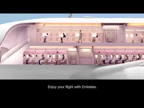 Emirates In- Flight Safety Video