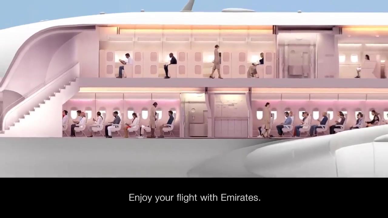 Emirates In- Flight Safety Video