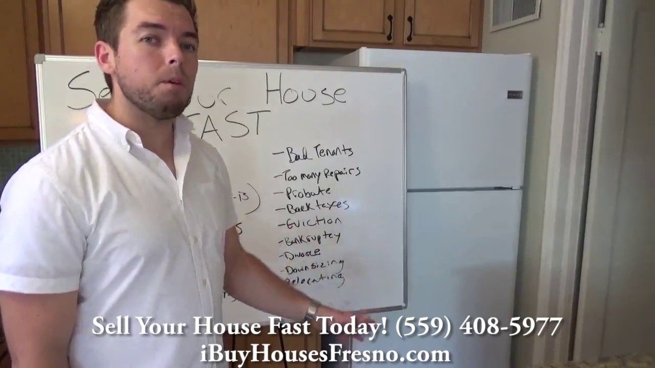 Sell Your House Fast Fresno | We Buy Houses Cash | 559-408-5977