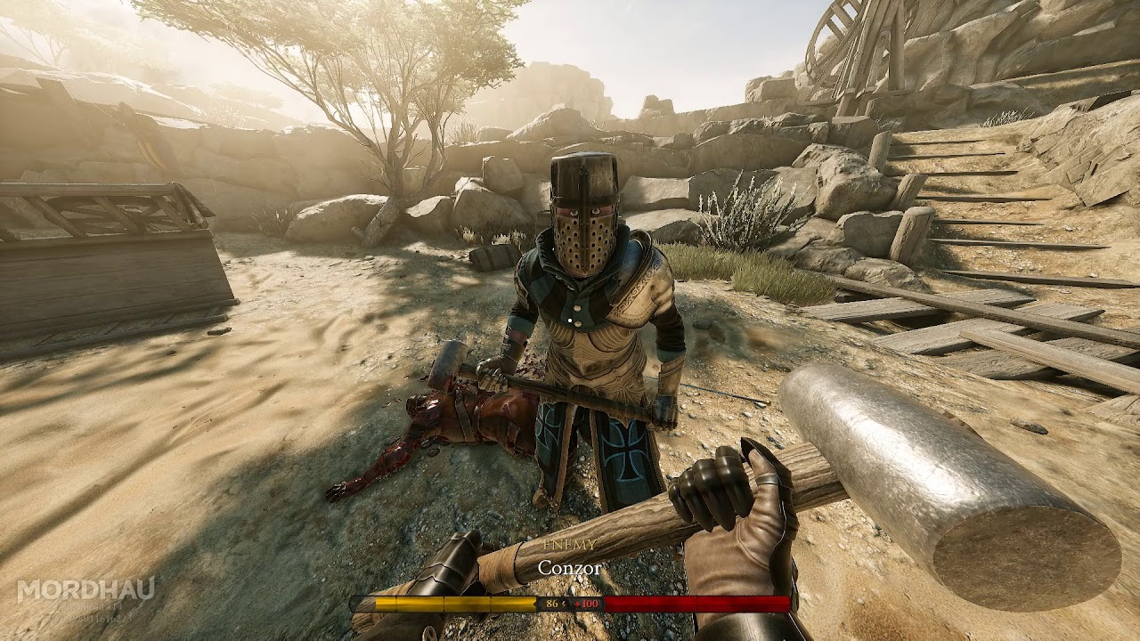 Mordhau: Good use of the maul before next update