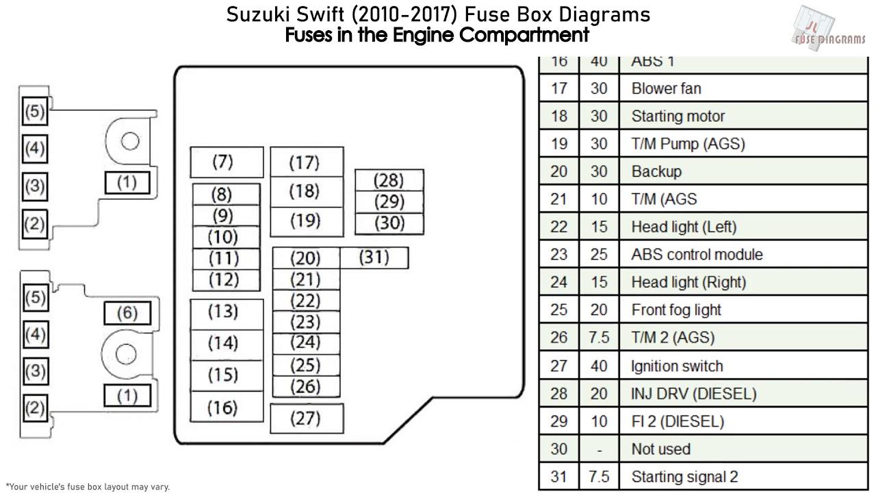 Suzuki Cultus Wiring Diagram : Wiring Diagram Of Suzuki