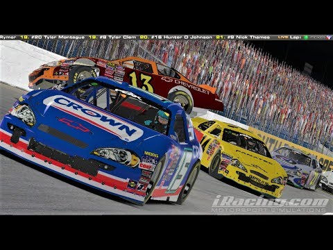 Night Time!  - National Series @ South Boston - iRacing