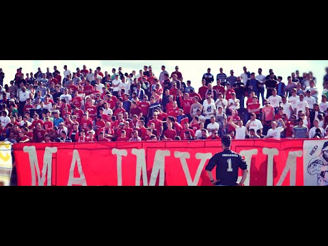 MONKEYS ULTRAS CREW [ Red Army ] [ Pobeda vs Ljubanci ] 31.04.2016