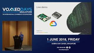 Run your own IoT device in a snap - Voxxed Days Singapore 2018