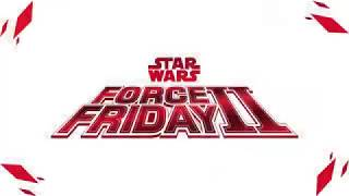 Star Wars Force Friday at John Lewis Oxford Street