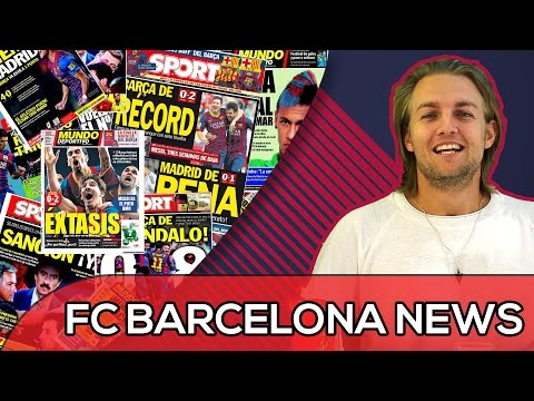 Messi's birthday | Umtiti to Barça | Latest Transfer Rumours | BARCA NEWS