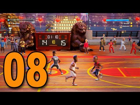 NBA Playgrounds - Part 8 - Shanghai Championship