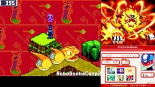 Mega Man Star Force - Part 19: Queen Ophiuca
