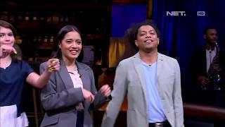 Arie Kriting Bikin Lagu ''Karna Su Muak'' Untuk Abdur