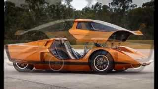 Holden Hurricane Concept 1969 Videos