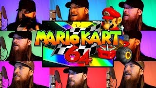 Mario Kart 64 - Rainbow Road Acapella