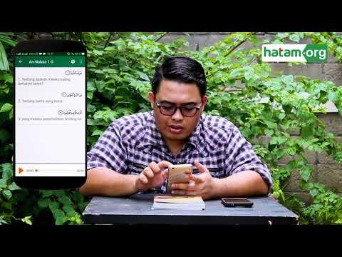 HATAM   Tutorial Aplikasi HATAM