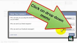 How to block inbox messages on facebook from non-friends | Blocking Non-Friend Messages