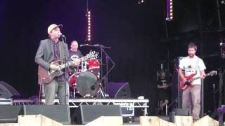 The Wave Pictures - My Life Is Starting Over Again (Daniel Johnston) (Woods Stage, EotR 2014)
