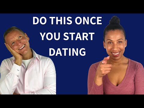 when do you start dating again