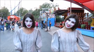 Best Of Howl-O-Scream | Compilation of Screams & Scares | Special Halloween Edition 2018