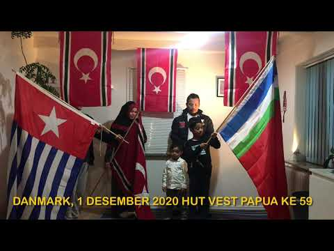 HUT VEST PAPUA 59 # FROM DENMARK