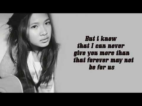 BTS - The Truth Untold (Ysabelle Cuevas English Cover) Lyrics