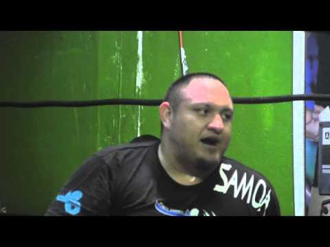 Samoa Joe Seminar