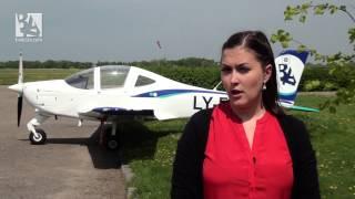 First flying season at Ab Initio School - Baltic Aviation Academy