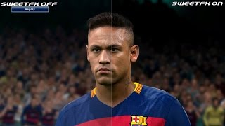 PES 2016 - How To Make Graphics On PC To Looks like on PS4/XBOX ONE