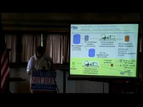 MCFAN Public Forum 20120811 Liquid Floride Thorium Reactors Part 2