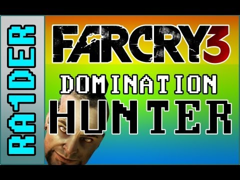 ☼ Far Cry 3 - PC Multiplayer #3 - Hunter Class (Sniper)
