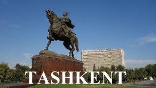 Uzbekistan/Heart ofTashkent (Amir Timur Square) Part 26