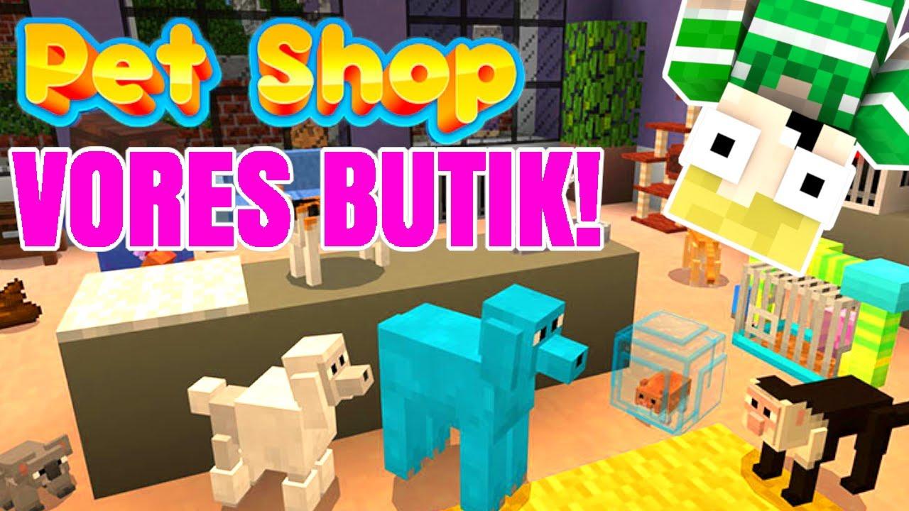 PET SHOP #7: VORES EGEN BUTIK!!