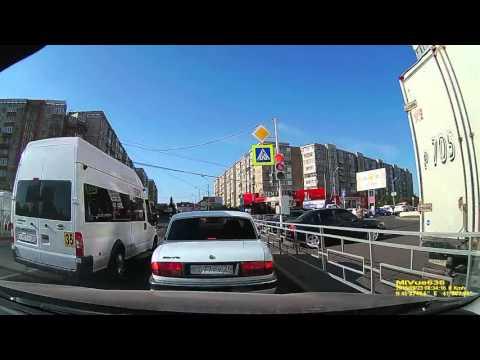 Охреневшие маршрутчики Ставрополя