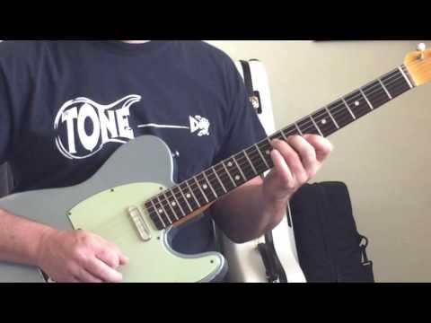 Heart of Rock & Roll - tutorial by Tonedr