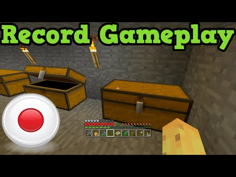 How To Record Minecraft Xbox One + PS4 (To Make Videos)