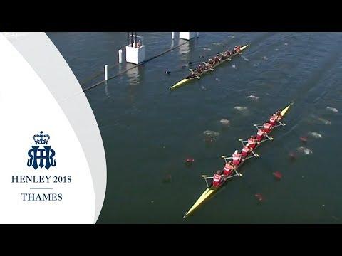 Oslo, NOR v Thames 'B' - Thames | Henley 2018 Day 3