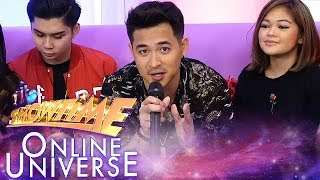 Geo Ong shares more about his music | Showtime Online Universe