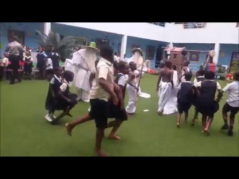 International School Award - Season of Festivals by Riverside Montessori School, Nigeria