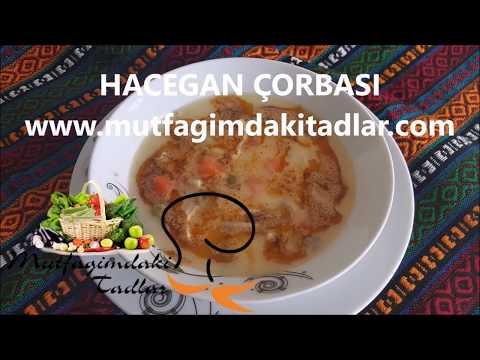 Hacegan çorbası Tarifi-Çorba Tarifleri...